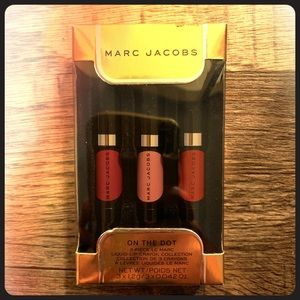 Marc Jacobs Liquid Lip Crayon Collection